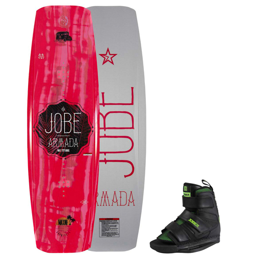 Jobe pack wakeboard Armada 137cm & chausses Host