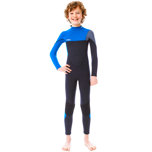 Boston 3/2 enfant fullsuit bleu