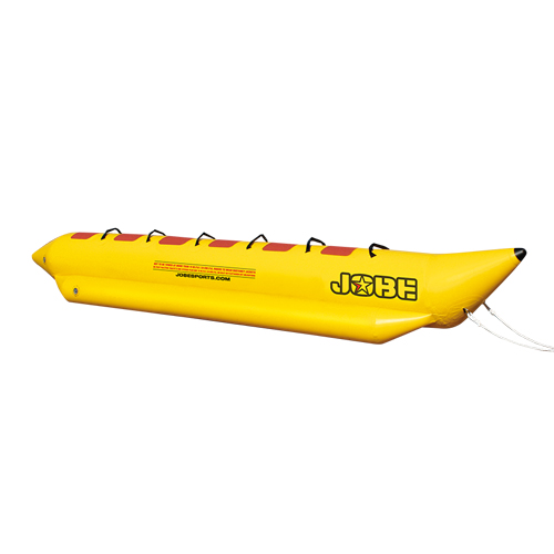 Jobe banane gonflable Watersled 6 personnes