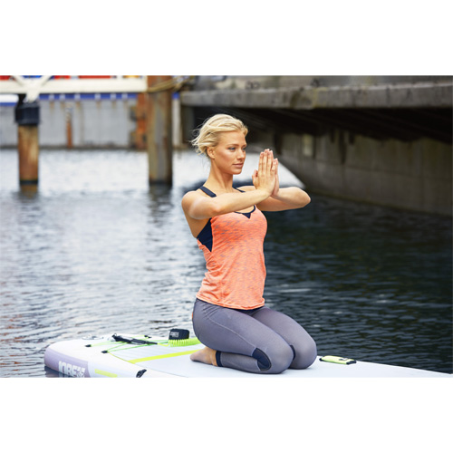 Jobe lena yoga 10 6 pack sup paddle gonflable
