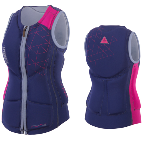 Jobe Comp Impact Shield femme rose reversible