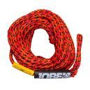 Jobe Corde de traction 4 personnes rouge